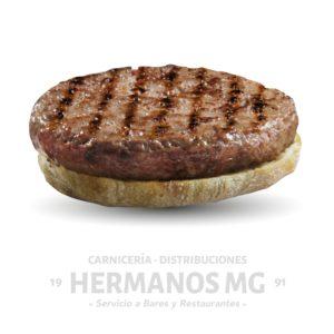 hamburguesa 100% buey de 200gr