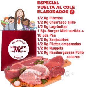 Vuelta Al Cole Lote 2 Precocinados 1